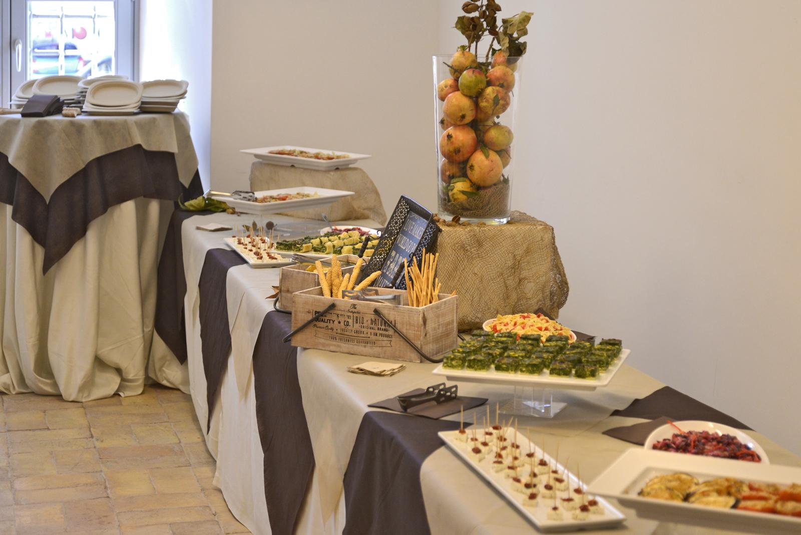 Catering per eventi Around You Banqueting