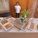 Buffet aperitivo Around You Banqueting