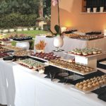 Buffet catering per eventi Around You Banqueting