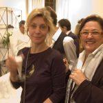 Sylvie Gagnon con Margherita Buy - Around You Banqueting