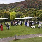 Buffet per matrimonio Sul Lago di Nemi