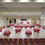 Buffet nell'Aula Rossa, in occasione del conferimento della Laurea Honoris Causa a Carlo Verdone