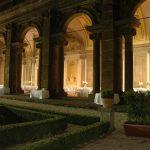Portico del Vasanzio di Villa Mondragone